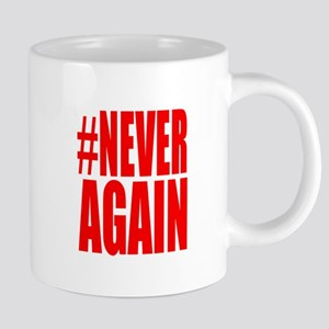 NEVER AGAIN STUDENT PROTEST Mugs