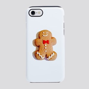 Gingerbread Cookie 4Mike iPhone 8/7 Tough Case
