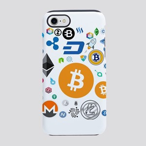 Cryptocurrencies iPhone 8/7 Tough Case