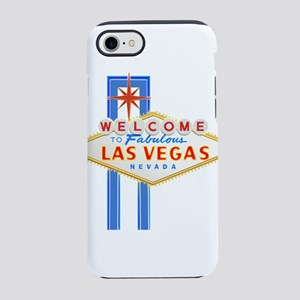 LAS VEGAS GLOW iPhone 8/7 Tough Case