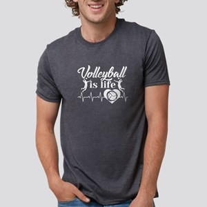 Volleyball Is Life Shirt T-Shirt