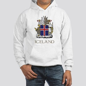 Iceland Coat of Arm Sweatshirt