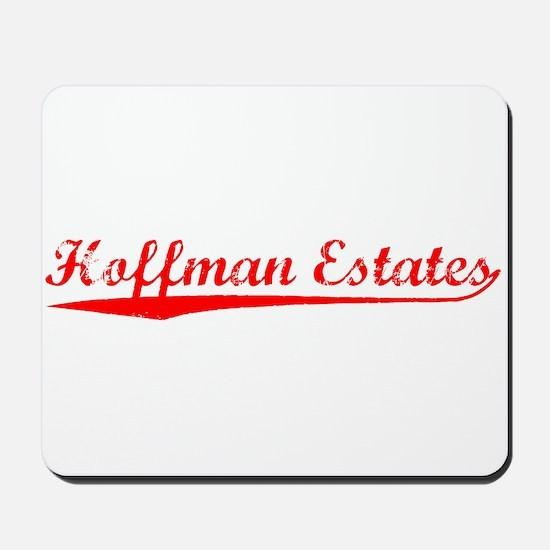 Vintage Hoffman Es.. (Red) Mousepad