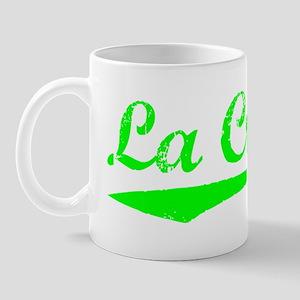 Vintage La Crosse (Green) Mug