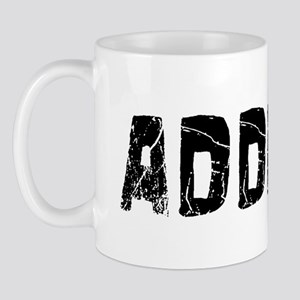 Addison Faded (Black) Mug
