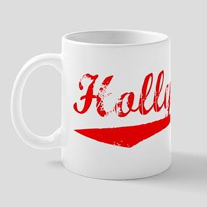 Vintage Hollywood (Red) Mug