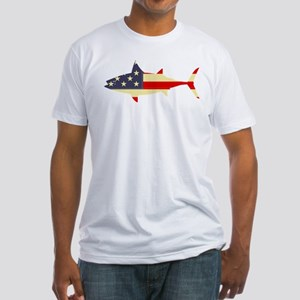 """""""False Albacore"""" Fitted T-Shirt"""