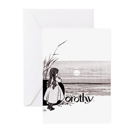 Dorthy Greeting Cards (Pk of 10)