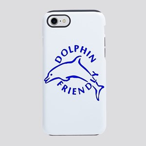 Dolphin Friendly iPhone 8/7 Tough Case