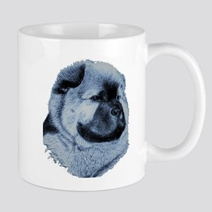 Chow - Frozen In Time Mugs