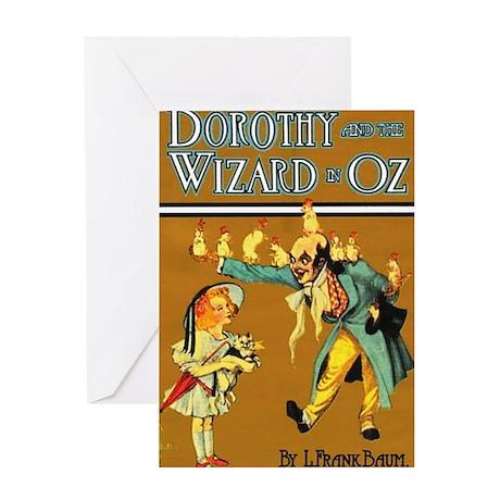 Dorthy / Wizard Greeting Card