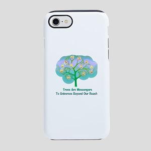 Earth Messenger iPhone 8/7 Tough Case