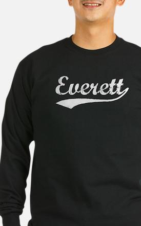 Vintage Everett (Silver) T