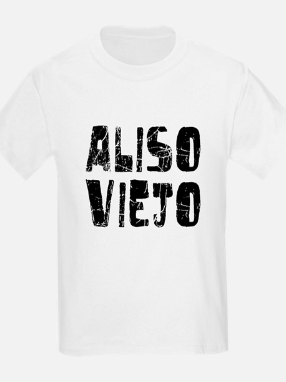 Aliso Viejo Faded (Black) T-Shirt