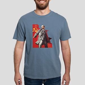 Lenin soviet union propaganda T-Shirt
