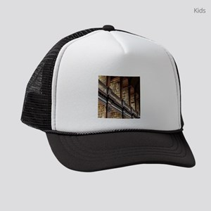 Classic Literary Library Books Kids Trucker hat