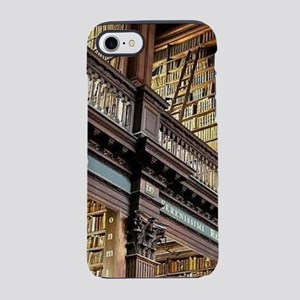 Classic Literary Library Boo iPhone 8/7 Tough Case