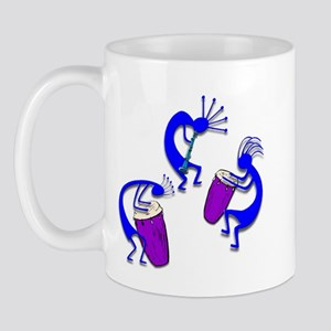 Kokopelli Muscians Mug