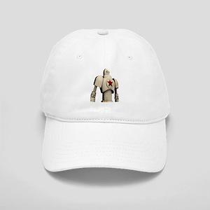 Robot soviet space propaganda Cap