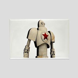Robot soviet space propaganda Magnets