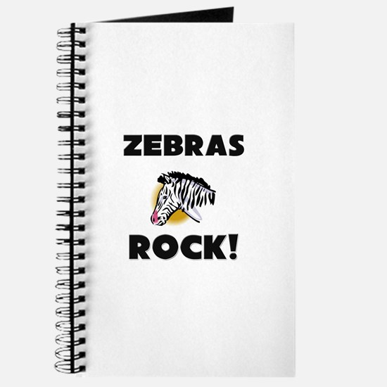 Zebras Rock! Journal