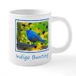 Indigo Bunting 20 oz Ceramic Mega Mug