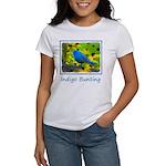 Indigo Bunting Women's Classic T-Shirt