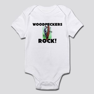 Woodpeckers Rock! Infant Bodysuit