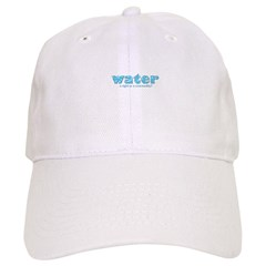 Water: A right or a commodity Baseball Cap