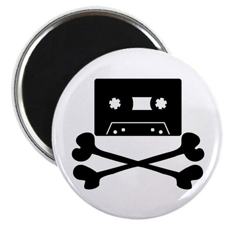 Music Pirate Magnet