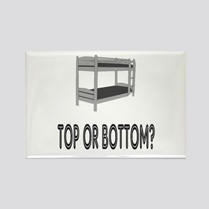 Top or Bottom Rectangle Magnet