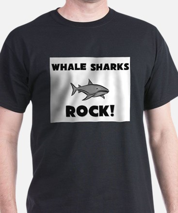 Whale Sharks Rock! T-Shirt