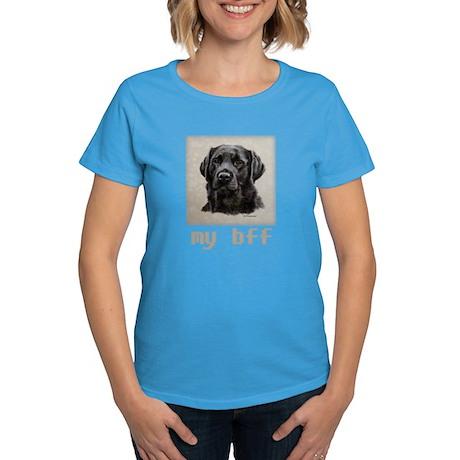 My bff, Dickens Women's Dark T-Shirt