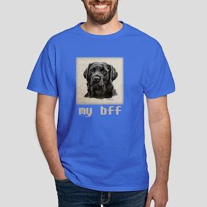 My bff, Dickens Dark T-Shirt