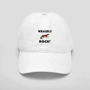 Weasels Rock! Cap