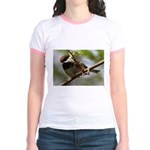 Chickadee Jr. Ringer T-Shirt