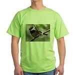 Chickadee Green T-Shirt