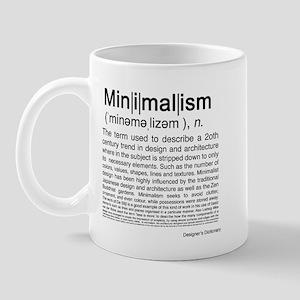 Minimalism Mug