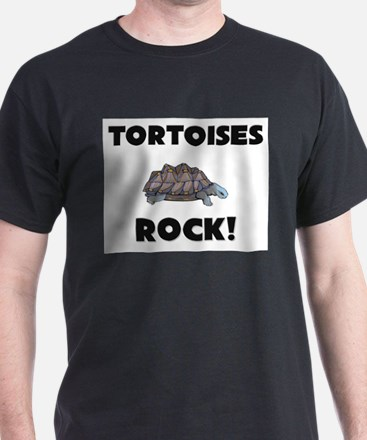 Tortoises Rock! T-Shirt