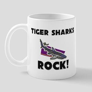 Tiger Sharks Rock! Mug