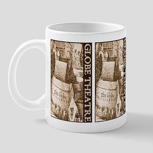 The Globe Theatre Mug