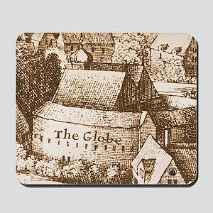 The Globe Theatre Mousepad