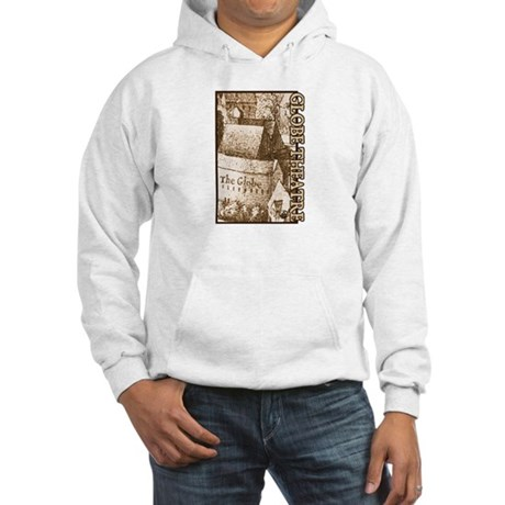 The Globe Theatre Hooded Sweatshirt