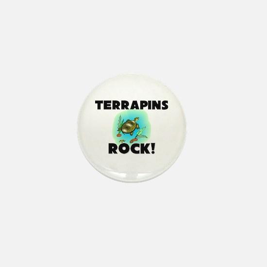 Terrapins Rock! Mini Button