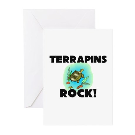 Terrapins Rock! Greeting Cards (Pk of 10)