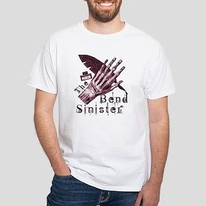 Bend Sinister White T-Shirt