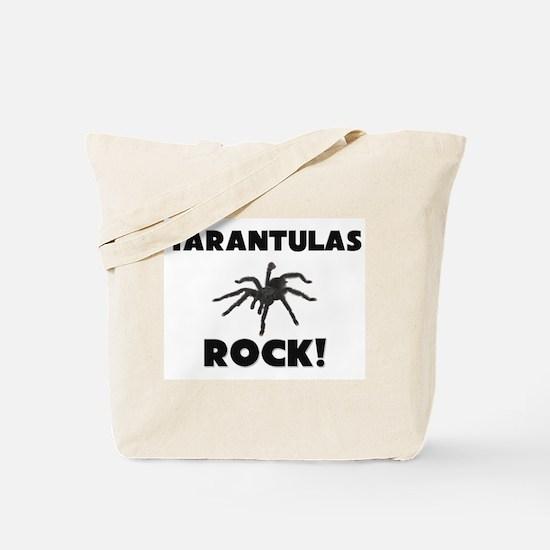 Tarantulas Rock! Tote Bag