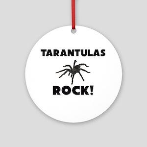 Tarantulas Rock! Ornament (Round)