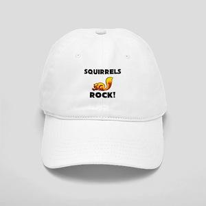 Squirrels Rock! Cap