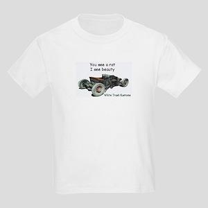rat rod Kids T-Shirt